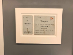 A Ticket to the Titanic